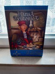 HANSA TEUTONICA - Argentum Verlag - Gesellschaftsspiel