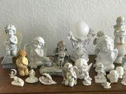 Verkaufe eine Sammlung von Engeln