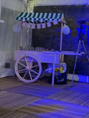 Candybar Marktwagen