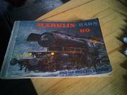 Märklin- Bahn HO von 1957