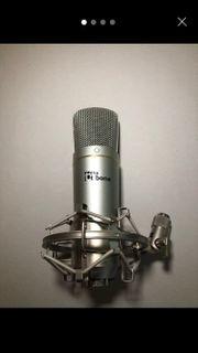T Bone Mikrofon mit Spinne