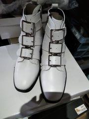 Catwalk Stiefelette weiß gr 39
