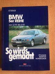 BMW 5er Typ E39 Touring