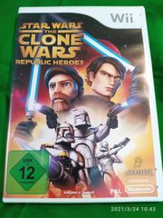 Wii Spiel Star Wars The