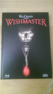 Wishmaster Mediabook Blu-Ray Cover A