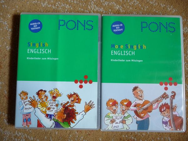 More Singlish - Kinderlieder zum Mitsingen
