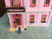 Romantisches Playmobilhaus
