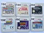 Nintendo 3DS DS Spiele Mario
