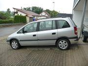 Opel Zafira 1 8 7-Sitzer