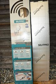 Selitpro Parkett- Laminatunterlage AquaStop TwinFoam