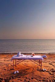 Glückshormon Tanken mit Liebevolle Massage