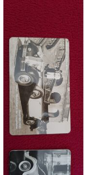 Sammler Telefonkarten Horch Audi-NSU-Autounion