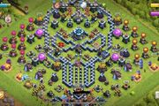 Clash of Clans RTH 13