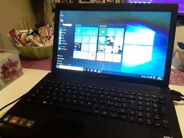 Lenovo Laptop G505