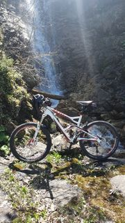 MTB Fully Cannondale