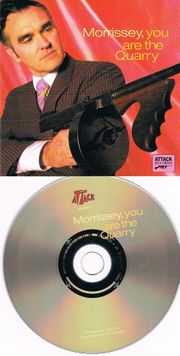 CD - Morrissey ex The Smiths -