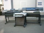 HP - Plotter Modell DesignJet 800
