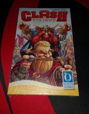 Clash of Vikings - Queen Games -