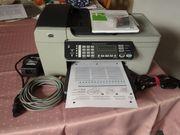 HP All-in-One Drucker