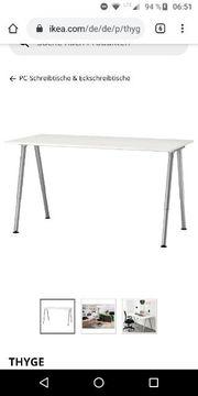IKEA Schreibtisch Thyge 160x80 cm