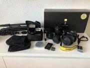 Nikon Z6 Komplett-Set mit OVP