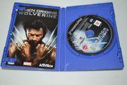 PS2 X Men Origins Wolverine