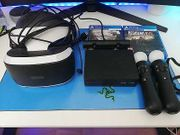 Playstation VR Spiele Move Controller