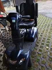 Senioren-Elektro-Scooter- Mobil - Invacare comet 15kmh -