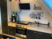 Komplettküche mit Einbaugeräten von Bosch