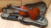 Alte Geige 4 4 ohne
