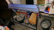 Abkantbank 1m mit Rollschere ab