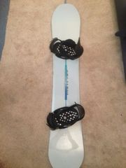 Snowboard Burton Method 158cm