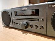 Yamaha CRX 040 Kompaktanlage