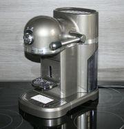 KitchenAid 5KES0504AMS Nespresso Kaffee medaillon