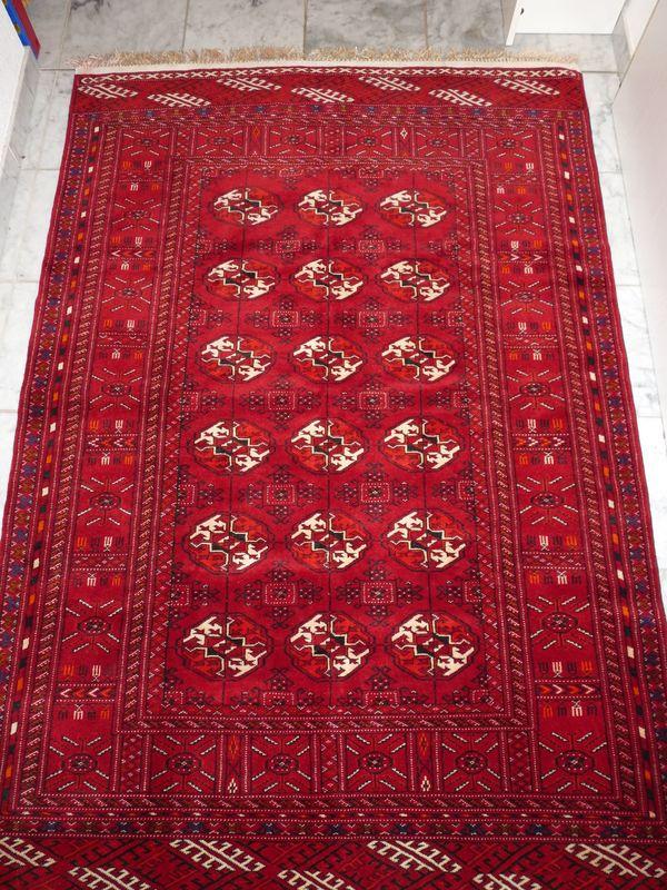 perserteppich turkmene 182 x 124