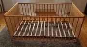 Kinderbett von Paidi höhenverstellbar guter