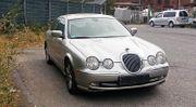 Jaguar S Type Motorhaube Kühlergrill