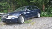 Audi A4 Avant Quattro 2