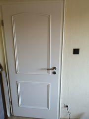 Zimmertür Eiche weiß 197 5