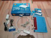 AVM Fritzbox 6890 LTE Neuwertig