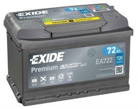 EXIDE - neue Autobatterie Starterbatterie: Kleinanzeigen aus Wolfurt - Rubrik Batterien