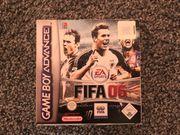 GameBoy Advance FIFA06