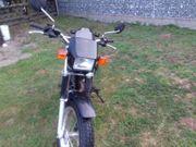Yamaha TW 125 Leichtkraftrad