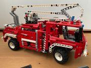 LEGO Technic Feuerwehr 8289 zu