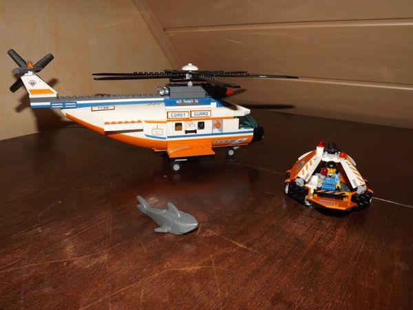 Lego Küstenwache 7738