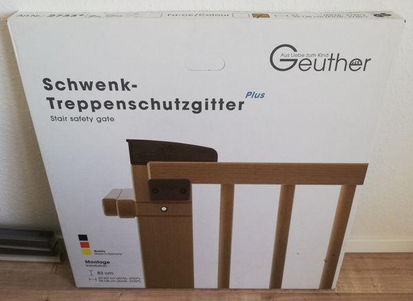 Treppenschutzgitter von Geuther neu originalverpackt