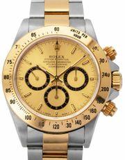 Rolex Daytona 16523 Stahl Uhr