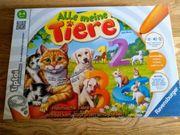 tiptoi Spiel Alle meine Tiere