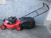 Benzinrasenmäher mit Grasfangbox Hersteller BUDGET