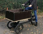 Chike Dreirad Lastenfahrrad Tranportrad